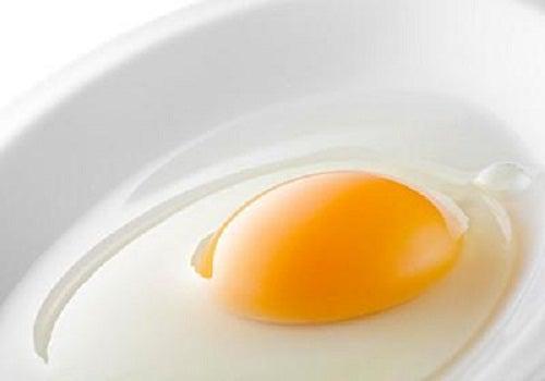 manger des œufs