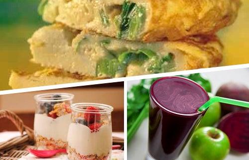 3 petits-déjeuners pour fortifier vos défenses naturelles