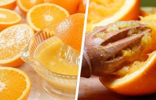 Un remède à l'orange pour combattre la grippe et le rhume