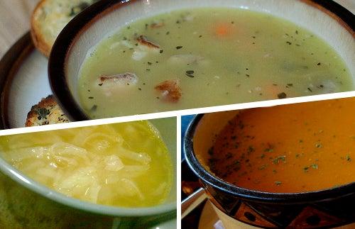 4 soupes pour prévenir la grippe