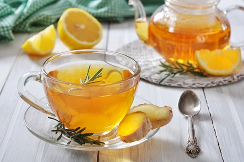 Thé-de-gingembre
