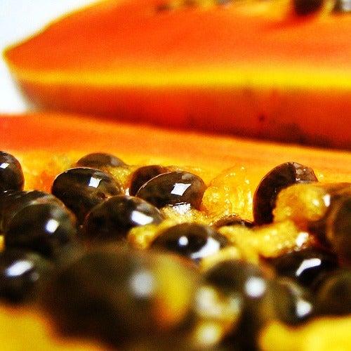 les graines de papaye