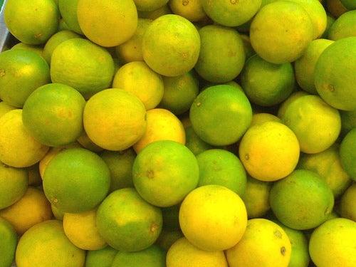 Le citron pour aider à digérer les graisses.
