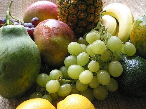 fruits pour perdre du poids