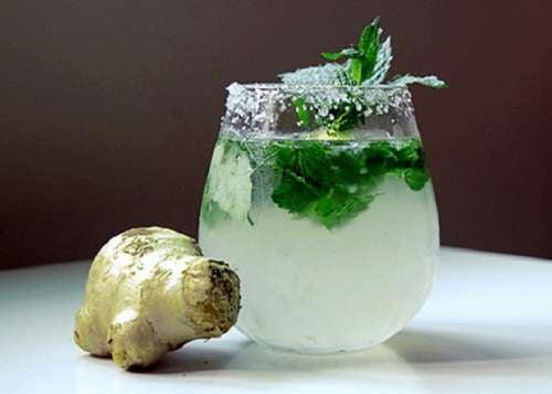 le gingembre pour réduire la graisse du ventre et la rétention d'eau