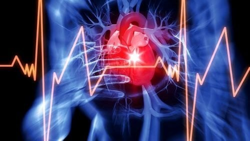 Les pointes au coeur sont parfois dues au stress