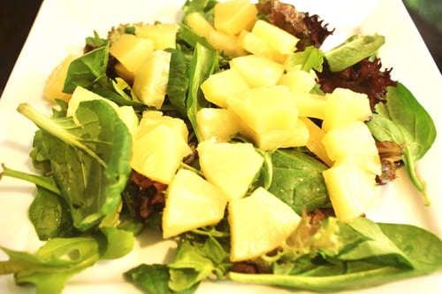 salade-d'épinards-et-d'ananas-500x332