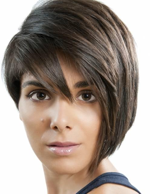 Femme avec un visage plus fin et mince