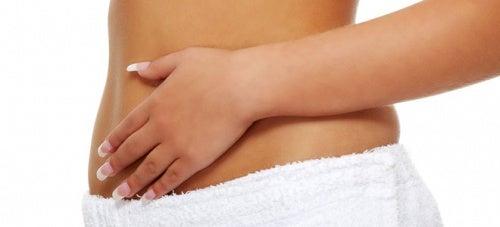 Douleurs abdomen côté gauche