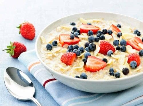 Avoine-au-petit-déjeuner