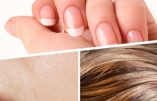 Des smoothies pour fortifier vos cheveux, vos ongles et votre peau