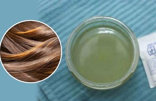 Les préparations contre la chute des cheveux avec le fer