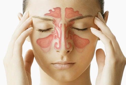 l'acupression pour combattre la congestion nasale