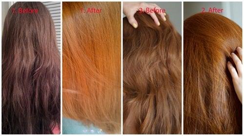 3 astuces simples pour claircir les cheveux - Eclaircir Cheveux Colors