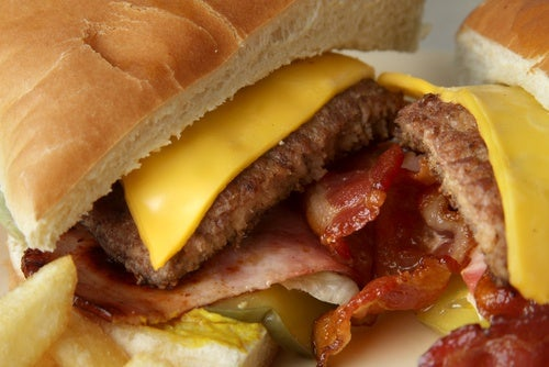 Savez-vous de quoi sont faits les hamburgers des fast food ?
