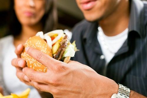 Malbouffe des fast food