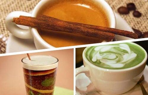 3 recettes à base de café saines