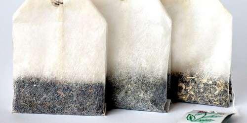 Comment réutiliser les sachets de thé ou de café