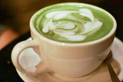 recettes à base de café vert