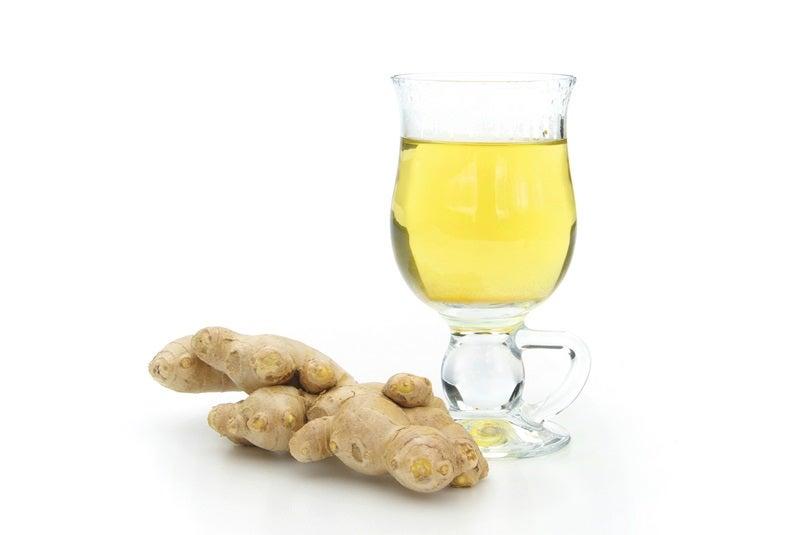 Le gingembre pour soigner la gastrite.