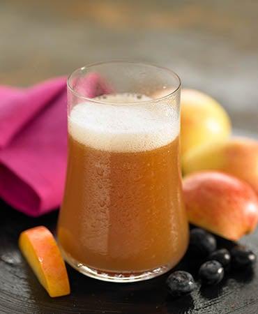Pomme pour soigner la gastrite.