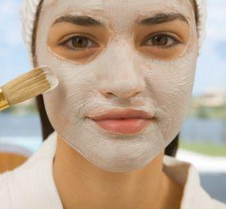 masque maison pour la peau grasse