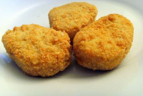 Savez-vous de quoi sont constitués les nuggets de poulet ?