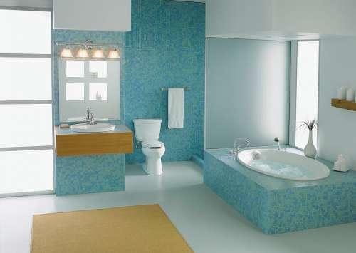 nettoyer le carrelage de la salle de bain
