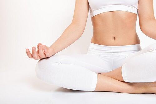 Restez zen pour éviter la mauvaise digestion.