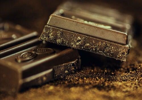 Les effets du chocolat noir sur votre corps