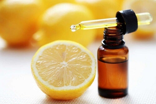 cure d'huile de citron