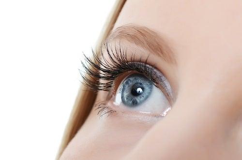 L'alopécie des sourcils et des cils peut être due au stress.