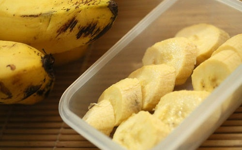 Les bananes nous aident à mieux dormir.