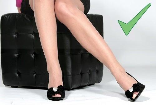 jambes parfaites