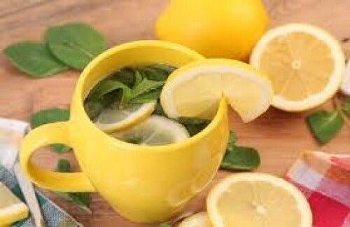 Thé-au-citron