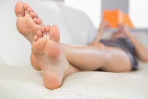 Avoir mal au talon est assez courant à partir de 45-50 ans.