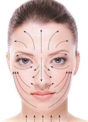 Le massage à la cuillère pour une peau plus jeune et plus ferme.
