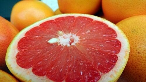 Les 6 meilleurs fruits brûle-graisses