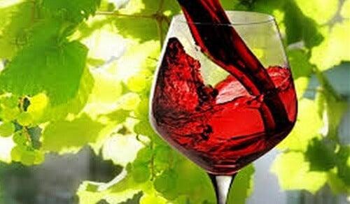 Boire un verre de vin équivaut à une heure d'exercice