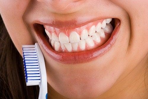 des dents plus blanches