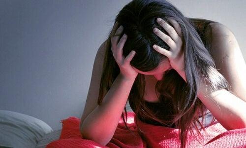 causes du vieillissement prématuré : stress chronique