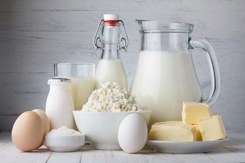 causes du vieillissement prématuré : manque de calcium