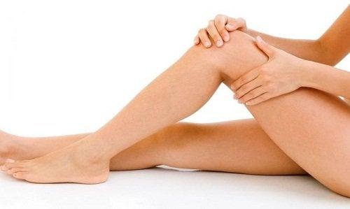 Douleur aiguë aux jambes