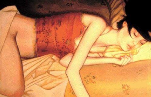 Le plaisir sexuel que nous expérimentons dans nos rêves