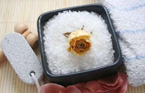 Découvrez comment combattre la cellulite avec du sel marin !
