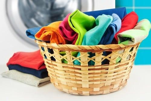 lave de vêtements