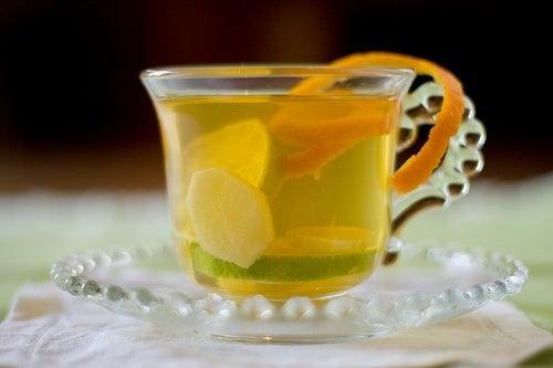 nettoyer ses artères avec une infusion au gingembre, au miel et à l'ail