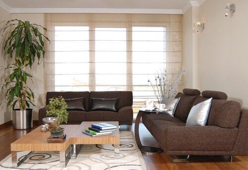 Les énergies négatives s'accumulent parfois à la maison.