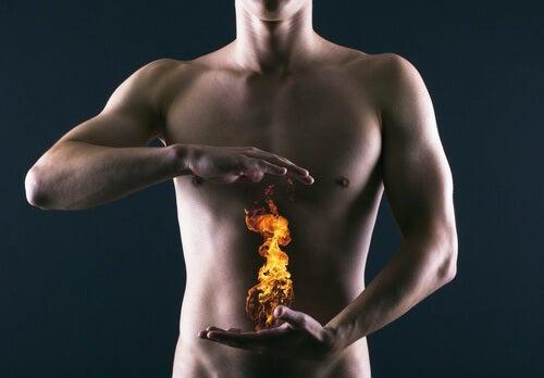 La gastrite chronique affecte de nombreuses personnes.