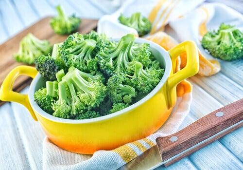 Légumes pour mincir.